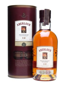 Aberlour 12 years old Double Cask Matured