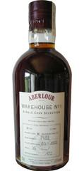 Aberlour Warehouse No 1 First fill Sherry Cask 9643