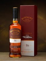 Bowmore 1992 16 years old