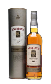 Aberlour 10 Year Old Sherry Finish