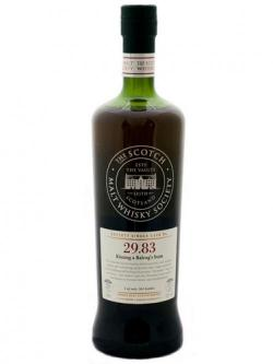 SMWS 29.83 Kissing a Balrog's bum