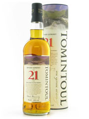 Tomintoul 21 years old