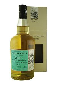 Wemyss Peat Smoked Herring Bowmore 2001