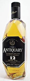 Antiquary 12 years old