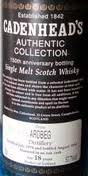 Ardbeg 15 years old Cadenhead's