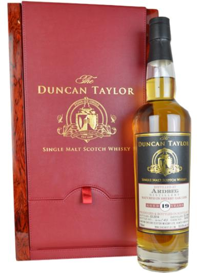 Ardbeg 1994 19 Year Old Duncan Taylor Single Cask