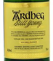 Ardbeg Still Young