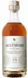 Aultmore Foggie Moss 18 Years Old