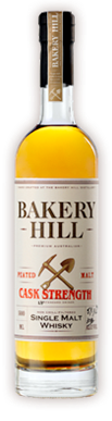 Bakery Hill Peated Malt Cask Strength