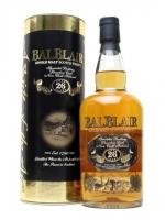 Balblair 1979 26 Year Old
