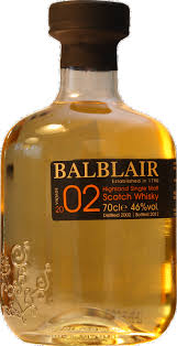 Balblair 2002