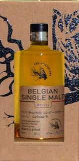 The Belgian Owl Single Malt Spirit Aged 44 months