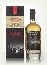Ben Nevis 20 Year Old, The Library Collection, Edinburgh Whisky Ltd