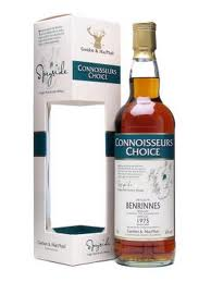 Benrinnes 34 year old 1975 Connoisseurs Choice