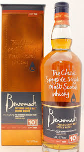 Benromach 10 Year Old 100% Proof