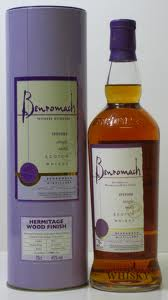 Benromach Hermitage Wood Finish, Distilled 2001