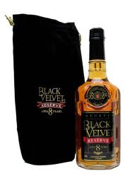 Black Velvet Reserve 8 Years Old