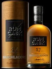 Bruichladdich 17 year old Rum Cask finish