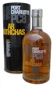 Bruichladdich Port Charlotte PC8