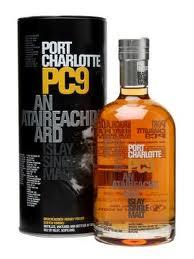 Whisky scores - Bruichladdich port charlotte ...