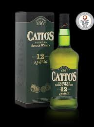 Catto's Deluxe 12 years old