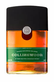 Collingwood 21 Year Old Rye