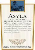 Compass Box - Asyla