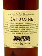 Dailuaine 16 years old Flora and Fauna