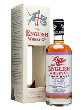 The English Whisky Company Chapter 12/Sherry Cask