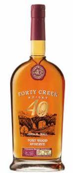 Forty Creek Port Wood Reserve