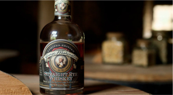 George Washington American Whiskey