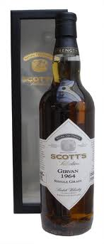 Girvan 47 years old 1964, 48.8 abv
