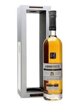 Girvan 25 Year Old Patent Still Single Grain