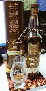 GlenDronach 2003 PX 12 Year Old