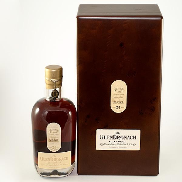 GlenDronach Grandeur 24 Year Old