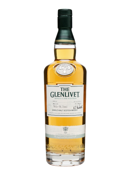 The Glenlivet Helios 20 Year Old
