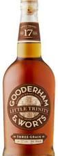 Gooderham and Worts 17 Years Old Three Grain
