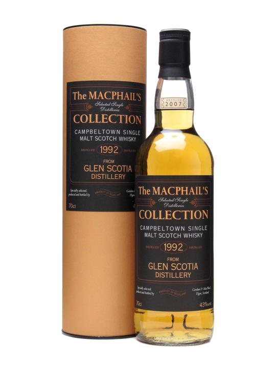 Glen Scotia 1992, Macphail's Collection