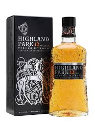 Highland PArk 12 Years Old, Viking Honour