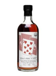 Hanyu Ichiro's Malt Card Series Eight of Hearts Cask 9303
