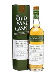 Imperial 1976 Old Malt Cask 35 Years Old