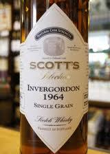 Invergordon 1964 47 years old Scott's Selection