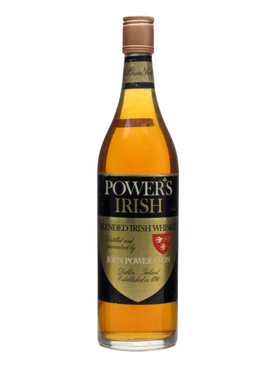 Powers Gold Label - Bot.1980s