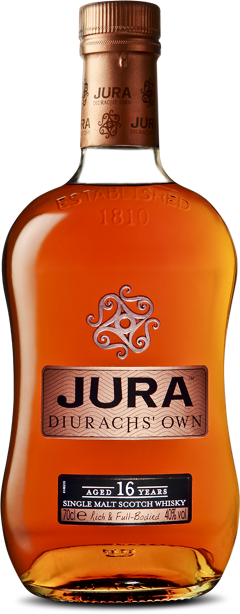 Isle of Jura 16 Year Old Diurach's Own