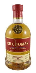 Kilchoman 2007, 10 Years Old, KWM