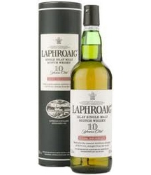 Laphroaig 10 years old Cask Strength