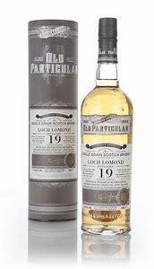 Loch Lomond 19 Years Old, Old Particular