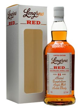 Longrow Red 11 Year Old