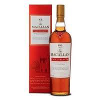 The Macallan Cask Strength 57.8%