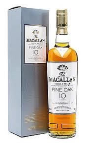 The Macallan Fine Oak 10 years old